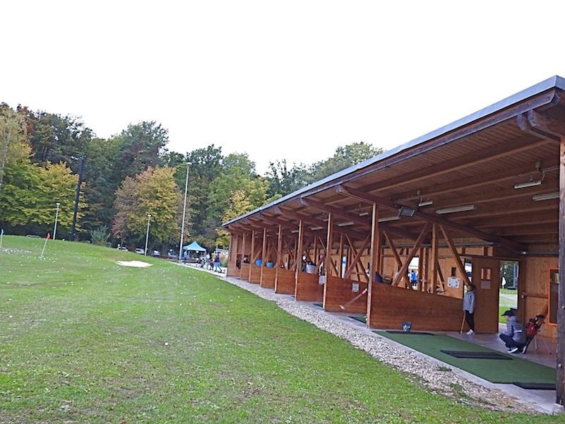 Abschlaghütten