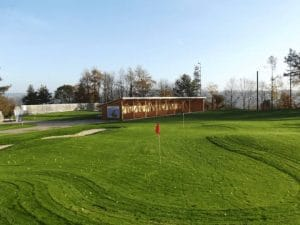 Abschlaghuetten Driving Range GolfKultur