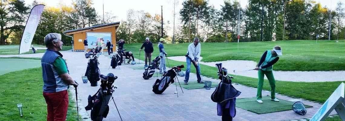 Golf üben bei der GolfKultur