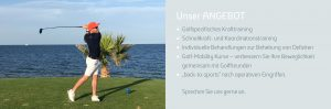 Leistungen Golfklinik